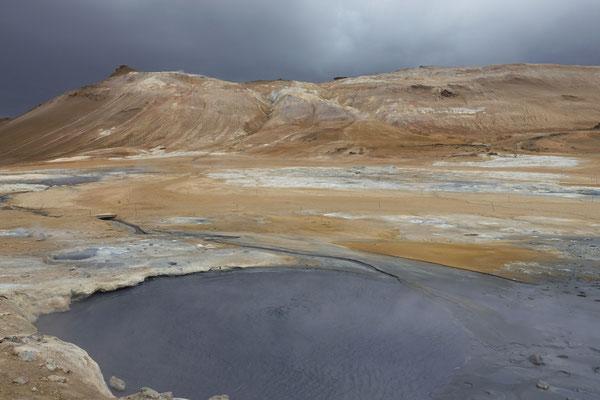 Geothermalgebiet Namafjall