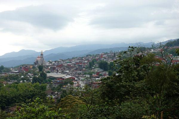 Bergstädtchen Cuetzalan