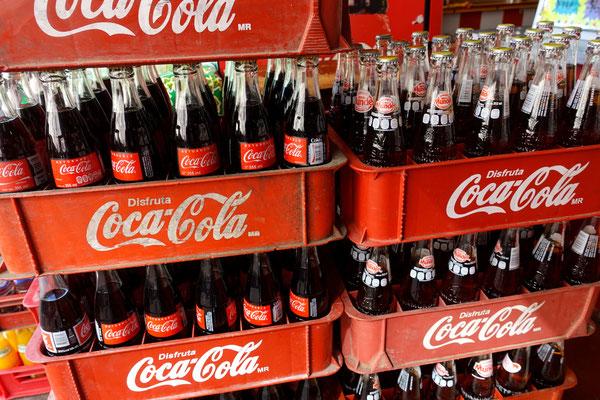 Coca Cola ist aus keinem Land wegzudenken