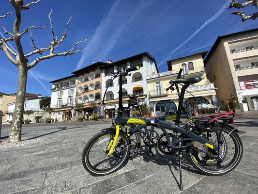 In Ascona am See lässt es sich verweilen