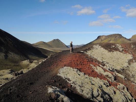 Landmannalaugar / Island