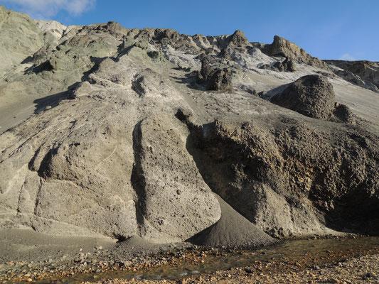 Coole Felsen auf unserer...