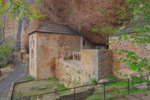 Schöne alte Mauern
