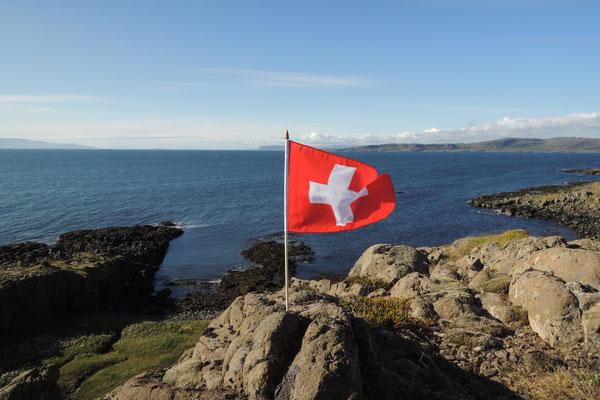 Ein Schweizerfähndli zum 1. August