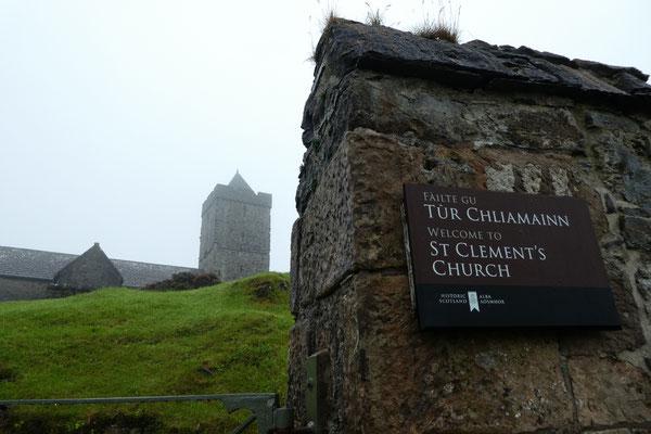 Wir besuchen die St. Clements Church