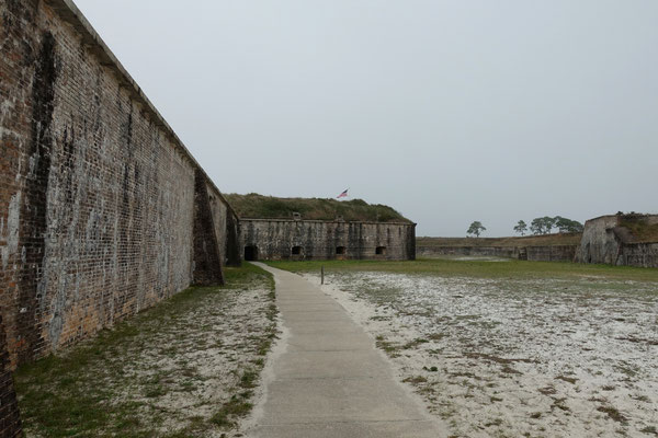 Fort Pickens...