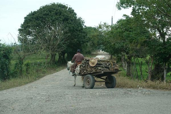 Es geht auch ohne Traktor