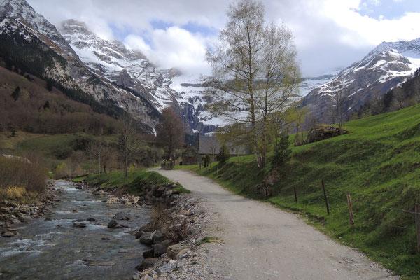 Wanderung in Gavarnie