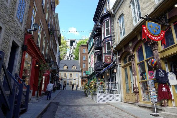 In der Altstadt von...