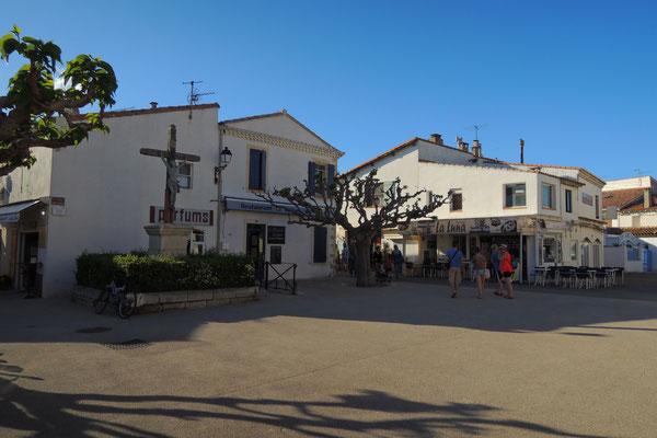 ...bei St. Maries-de-la-Meres in der Camargue