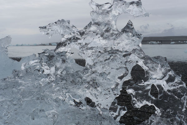 Klar wie Gletscherwasser