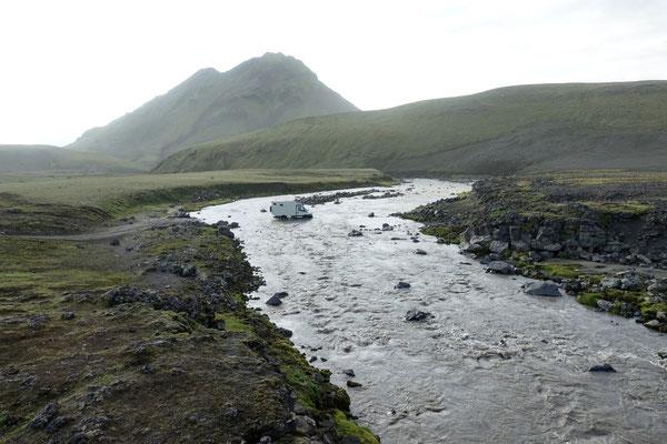 Und noch ein Fluss