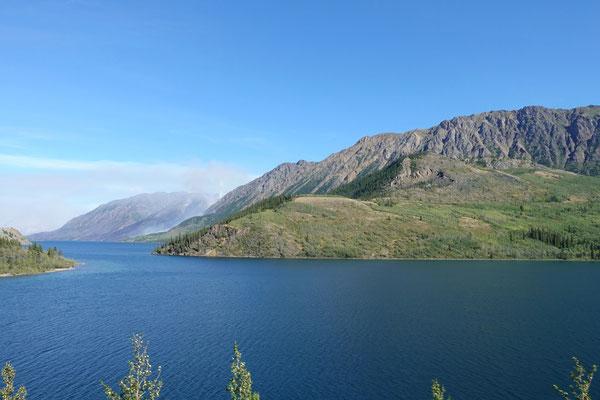 ...bis zum Tagish Lake
