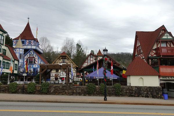 Helen, ein bayrisches Dorf im tiefen Amerika