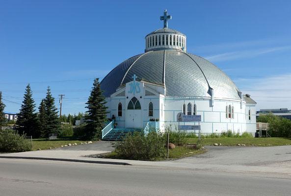 Kirche in Inuvik