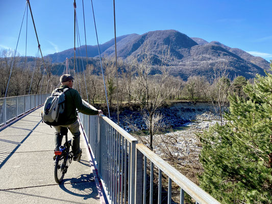 Velotour nach Ascona