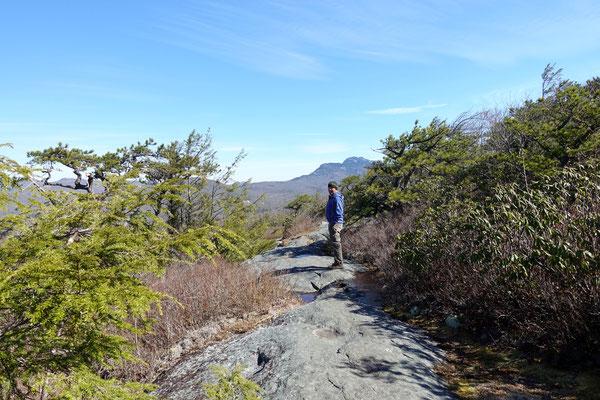 Wandern in der Höhe