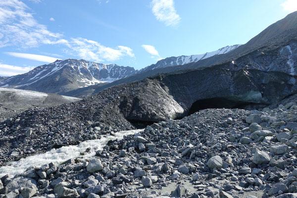 Am Gletschertor