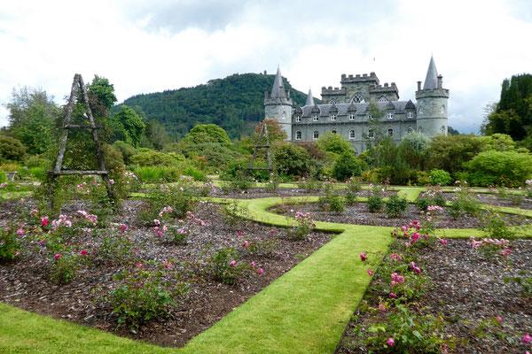 Die schönen Gärten...
