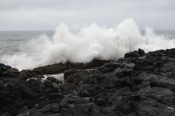 Wildes Meer auf Snaefellsness