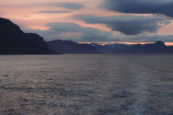 Tschau, du schönes Island!