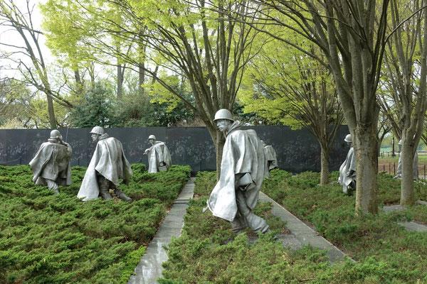 Erinnerung an den Korea-Krieg