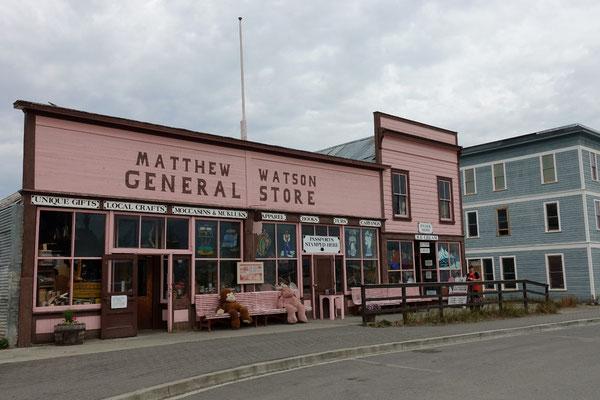 Im urchigen General Store...