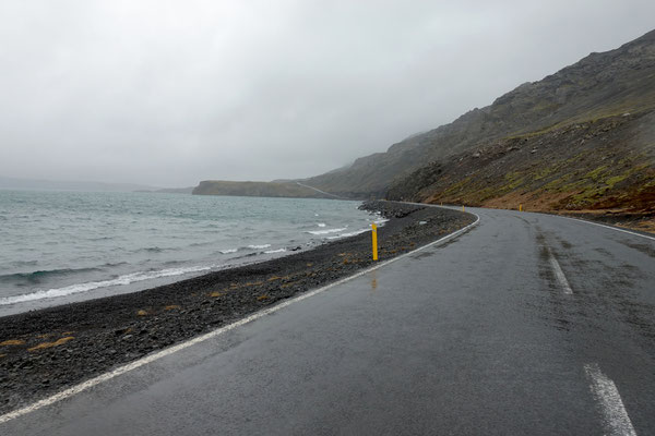Auf der Reykjanes Halbinsel