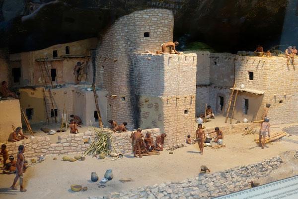 So haben die Anasazi  früher gelebt