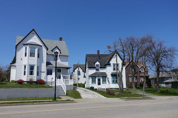 Beschauliches Louisbourg