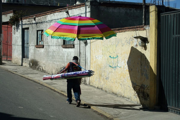 Ein Sonnenschirm gefällig?