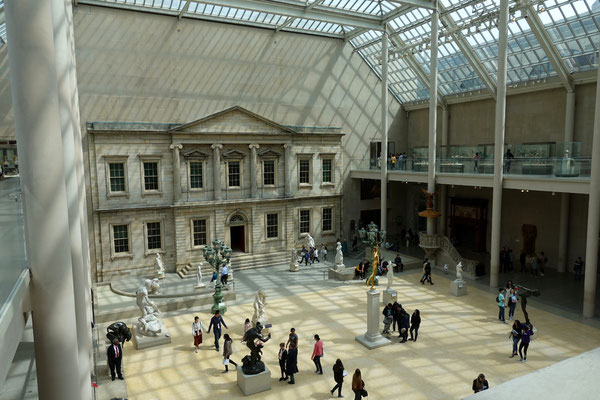 Im Metropolitan Museum of Art