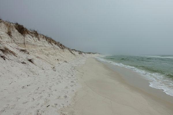 Strandwandern...