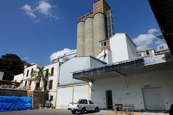 In der Mühle von Atotonilco