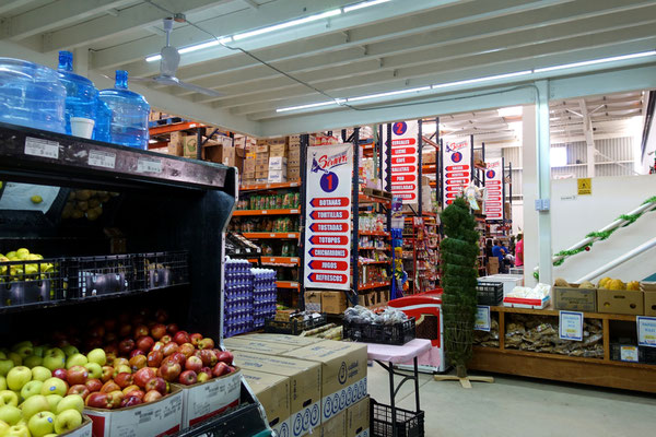 Supermercado...