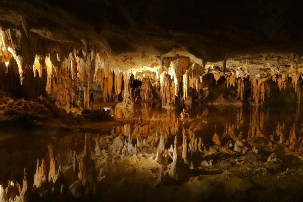 Im tiefsten Untergrund lockt ein See