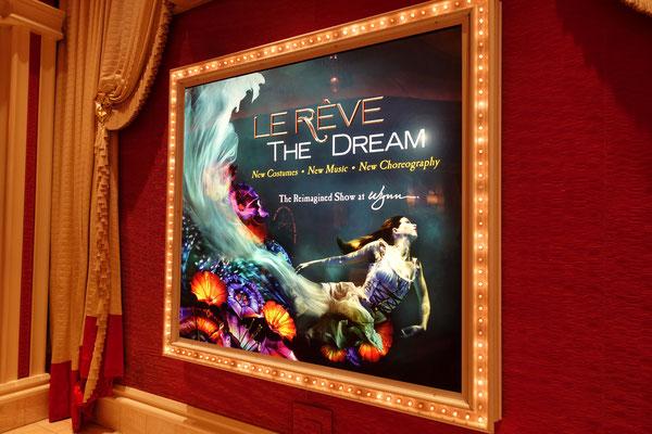 Wir haben Tickets für die Cirque du Soleil-Show :-)!