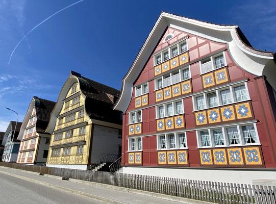 Abstecher nach Appenzell