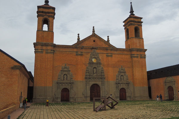 Eine imposante Kirche