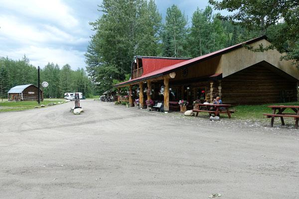 in der River Lodge
