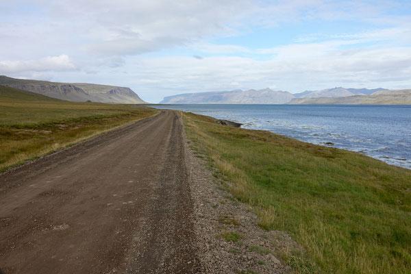 ...dem nächsten Fjord entlang, es Träumli!