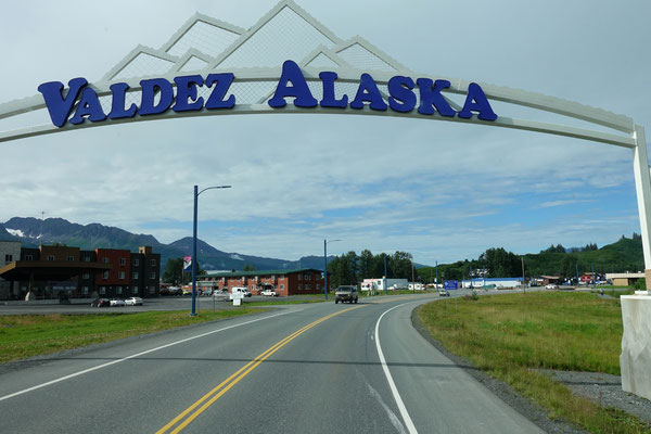 Welcome to Valdez