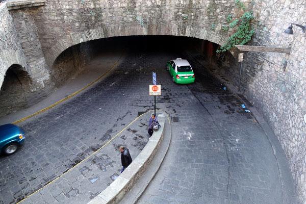 Viele Strassen verschwinden im Untergrund
