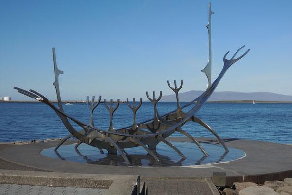 Wir sind in Reykjavik