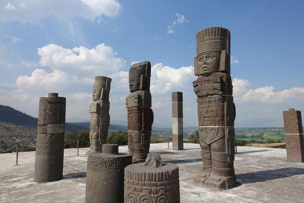 Die steinernen Männer von Tula
