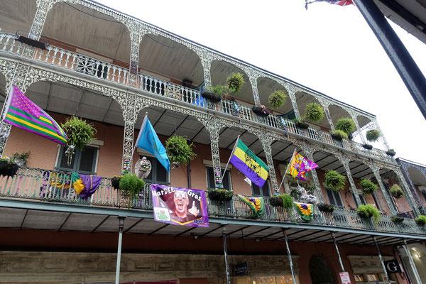 New Orleans...mit seinen schönen Häusern
