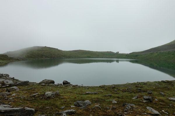 Spazieren um den Summtit Lake
