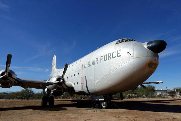Im Pime Air Museum in Tucson