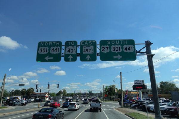 Hmm...welche Richtung nehmen wir? East!
