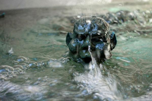 Uiii...dem steht das Wasser bis zum Hals!